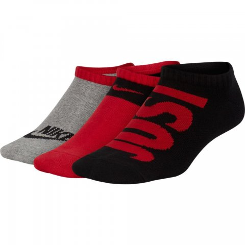 Nike Nike Performance Lightweight Low Training Socks (3 Pair)