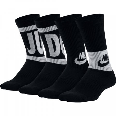 Nike Nike Kid's Performance Cushioned Crew Training Socks