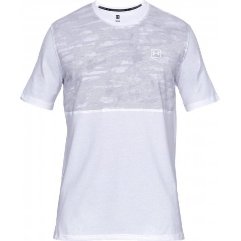 Under Armour Under Armour Sportstyle Cotton Mesh Tee T-Shirt K/M