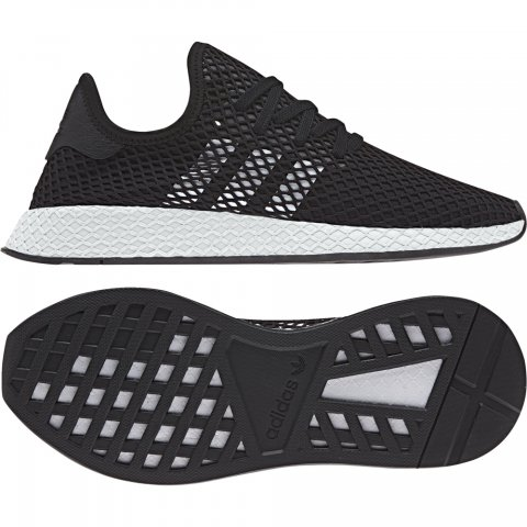 adidas Originals ADIDAS DEERUPT RUNNER BLACK