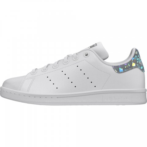 adidas Originals ADIDAS STAN SMITH J FTWWHT/FTWWHT/CBLACK