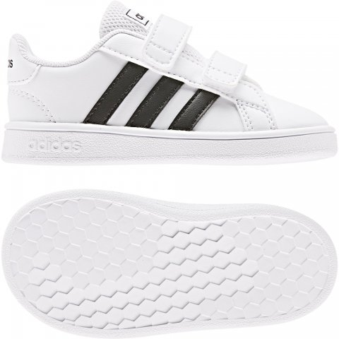 adidas Core ADIDAS GRAND COURT I WHITE/BLACK