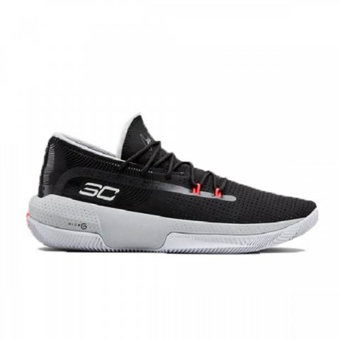 Under Armour UA SC 3ZER0 III GS 'Black'