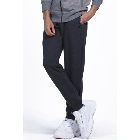 Body Action BODY ACTION MEN SPORT FLEECE JOGGERS GRΑΝΙΤΕ