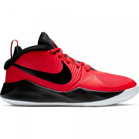 Nike Nike Team Hustle D 9 GS RED