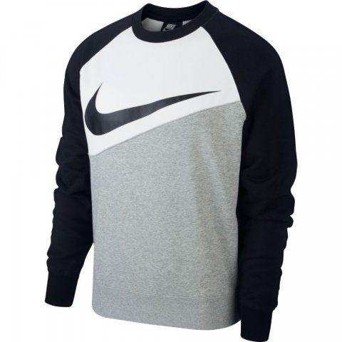 Nike Nike Sportswear Men's Swoosh French Terry Crew