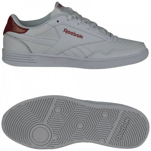 Reebok Classic REEBOK ROYAL TECHQU WHITE/REBEL RED