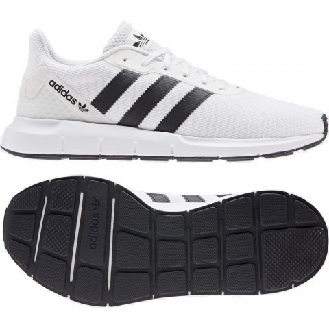 adidas Originals ADIDAS SWIFT RUN RF FTWWHT/CBLACK/FTWWHT