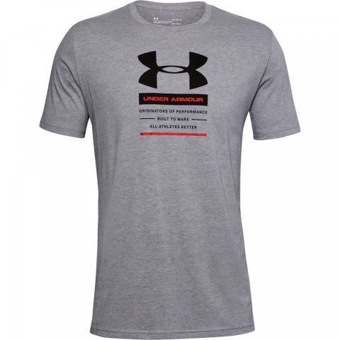 Under Armour UA ORIGINATORS CENTER SS T-SHIRT K/M