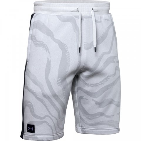 Under Armour UA RIVAL FLEECE SHORT PRINTED SHORT