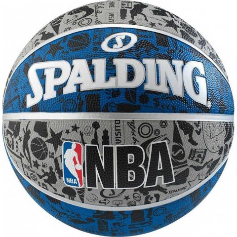 Spalding SPALDING NBA GRAFFITI BASKETBALL