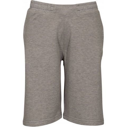 Body Action BODY ACTION MEN BERMUDA SHORTS - L.MEL.GREY