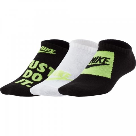 Nike Nike Everyday Big Kids' Lightweight No-Show Socks